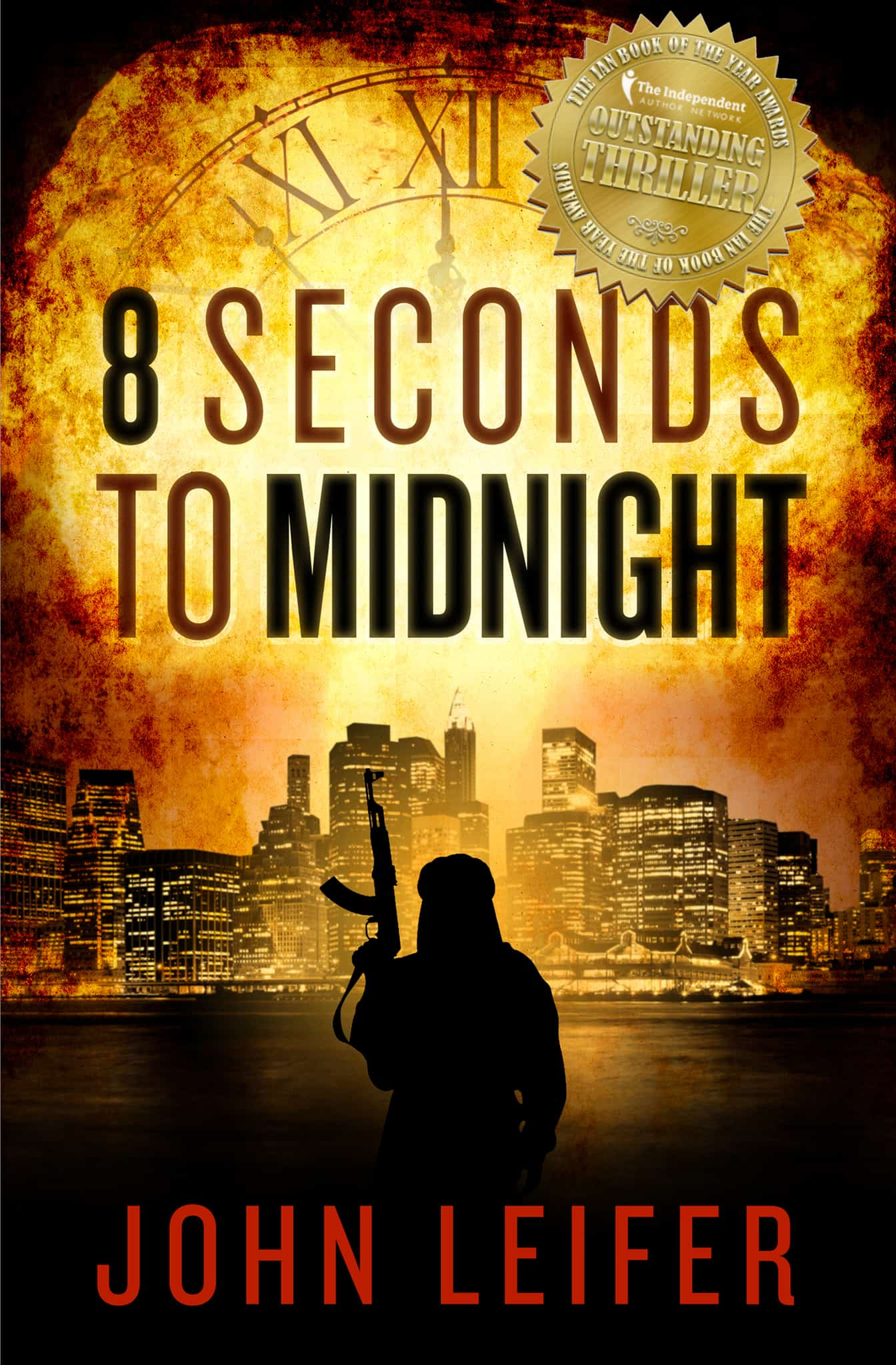 8 seconds to midnight outstanding thriller award - About