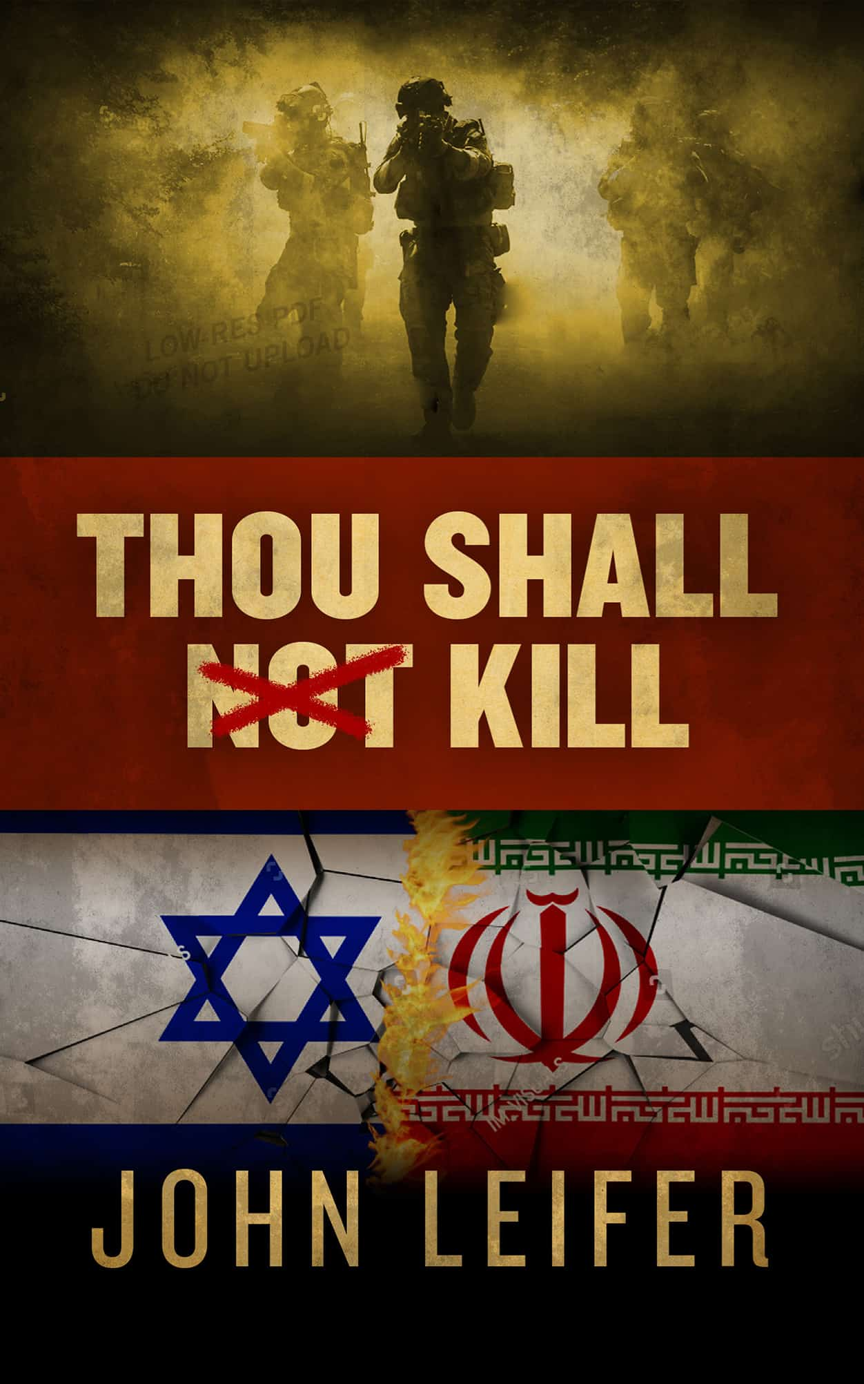 thou shall not kill 2019 by john leifer - Thou Shall Not Kill